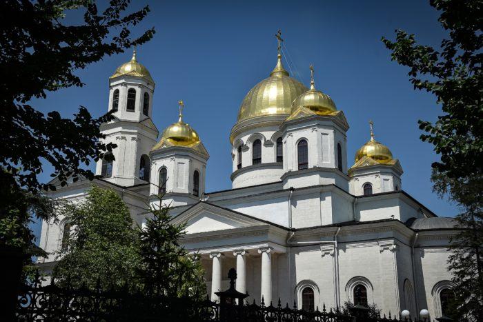 Александро-Невский собор сегодня